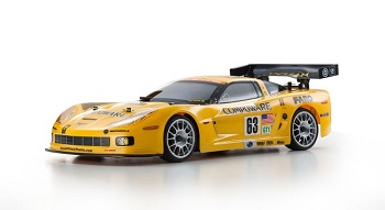 Kyosho Ready Set Chevrolet Corvette C6-R GP FW-06 PureTen