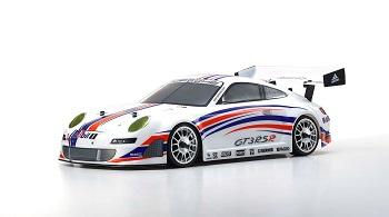 Kyosho Ready Set Porsche 911 GT3 RSR GP FW-06 PureTen