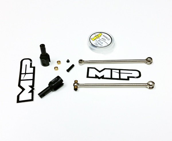 MIP Rollers Shiny Drive System For The HB D413 (1)