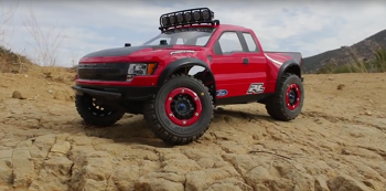 Pro-Line True Scale Ford F-150 Raptor Body [VIDEO]