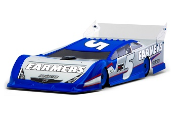 PROTOform Nor'easter Late Model Clear Body