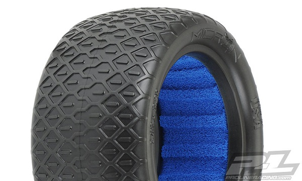 Pro-Line Micron 2.2 Off-Road Buggy Rear Tires (1)