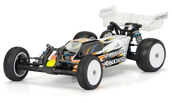 Pro-Line Predator Clear Body For The Team Associated B5M