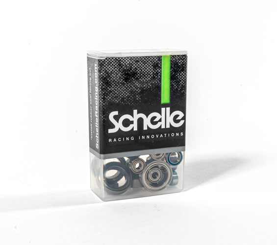 Schelle Ceramic Axle Set And B5M Factory Lite Ceramic Car Set