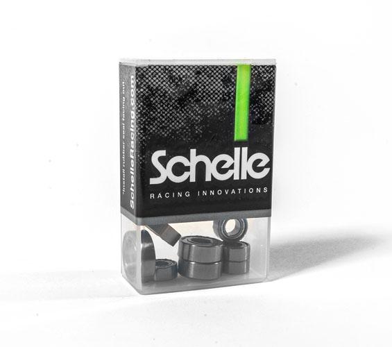 Schelle Ceramic Axle Set And B5M Factory Lite Ceramic Car Set