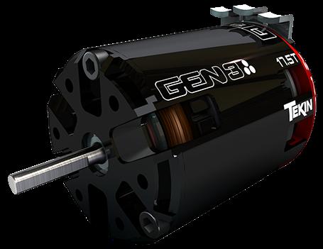 Tekin Releases Redline GEN3 1:10 Brushless Motors