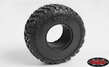 RC4WD Trail Rider & Atturo Trail Blade Tires, Revolver Wheels & New Scale Accessories