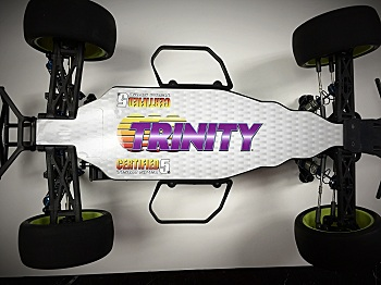Trinity SC5M Chassis Protectors