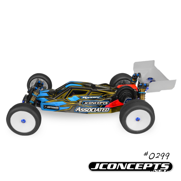 JConcepts Warrior Body For The Team Associated B5M And B5M Factory Lite