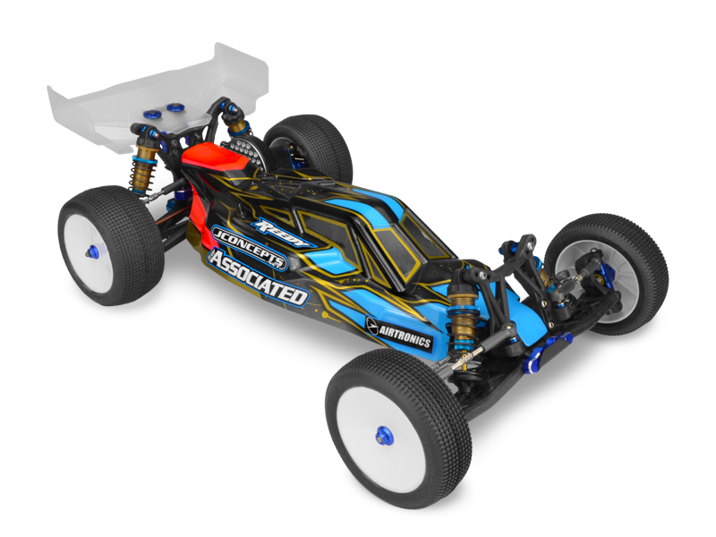 JConcepts Warrior Body For The Team Associated B5M And B5M Factory Lite [VIDEO]