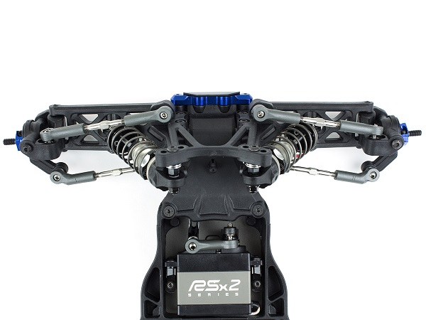 Avid Aluminum Steering Bellcranks For The Team Associated B5M_B5_B5M Factory Lite_T5M_SC5M (2)