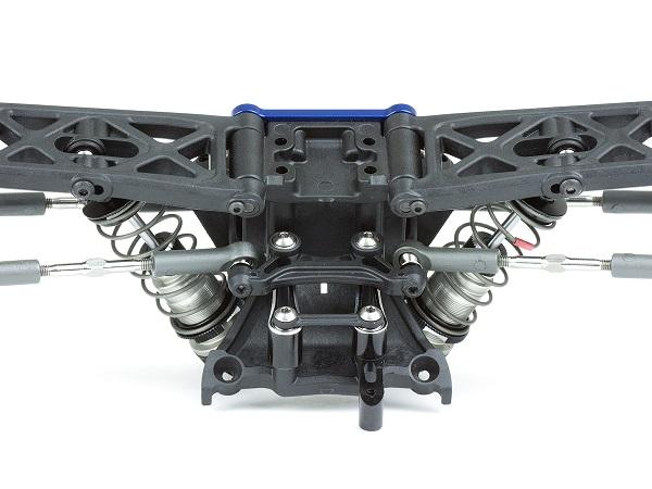 Avid Titanium Steering System Screws For The Team Associated B5M_B5_B5M Factory Lite_T5M_SC5M (1)