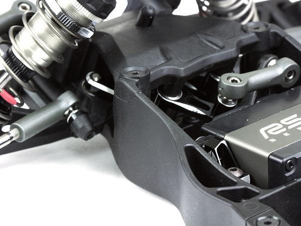 Avid Titanium Steering System Screws For The Team Associated B5M_B5_B5M Factory Lite_T5M_SC5M (2)