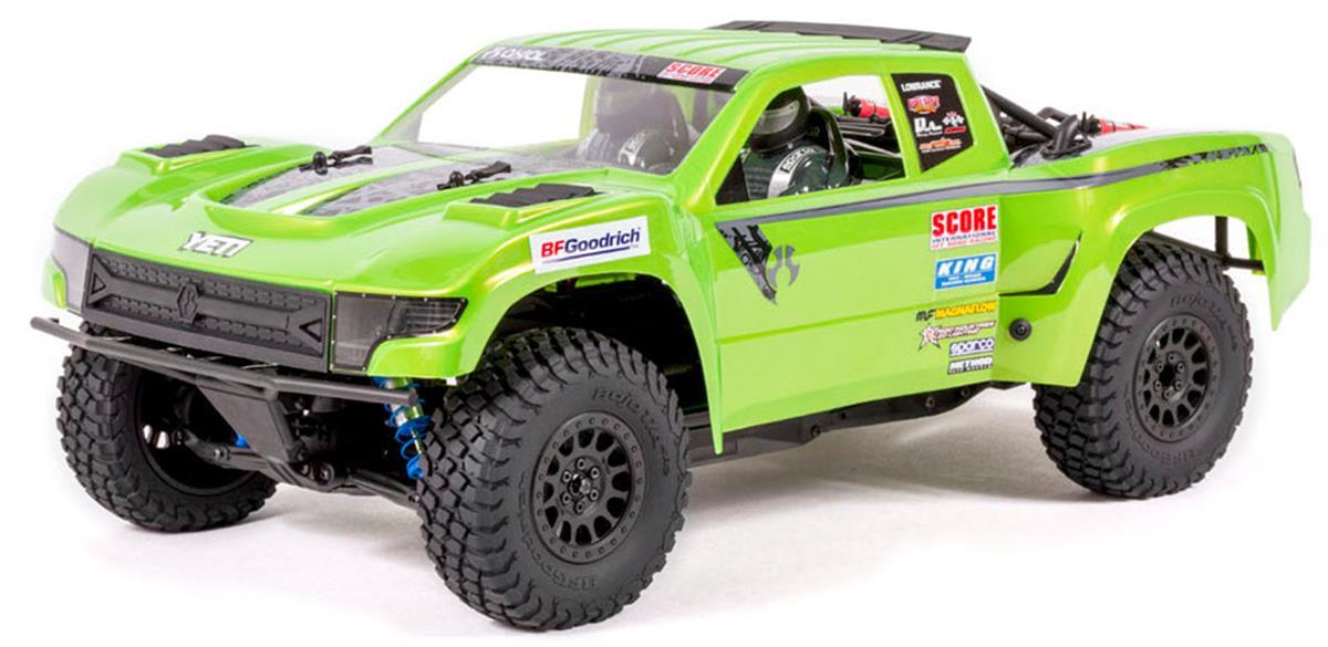 Axial Yeti SCORE Trophy Truck 2