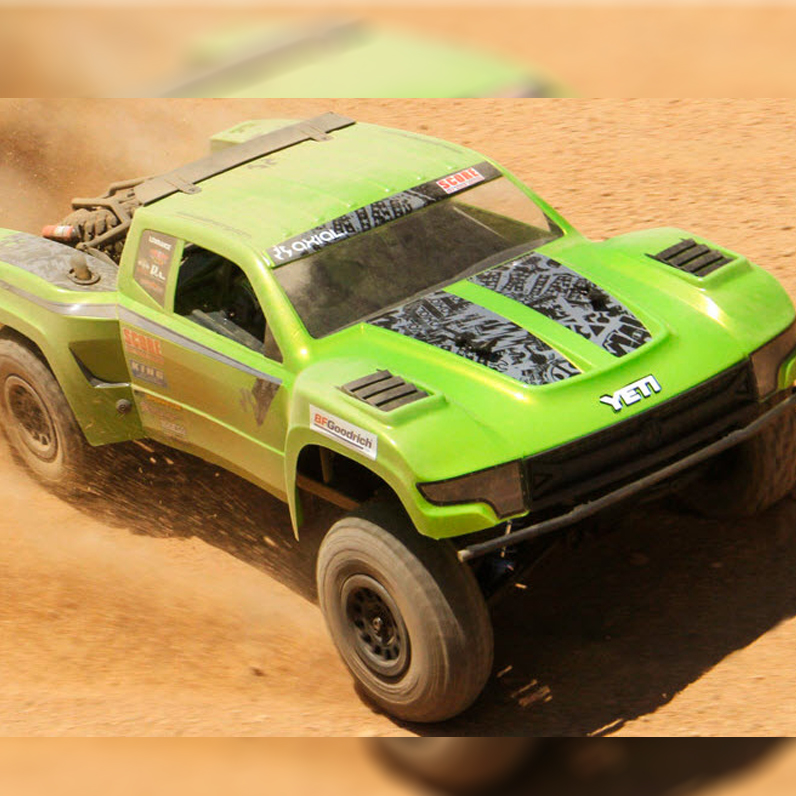 It's Official: Axial Yeti Gets  The SCORE Trophy Truck Treatment [VIDEO]