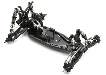 Exotek EXO22T Mid Motor Chassis Conversion Kit For The TLR 22T And 22T 2.0