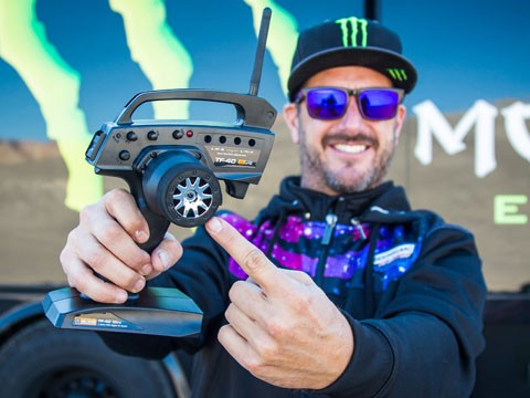 HPI introduces New Ken Block WR8 3.0