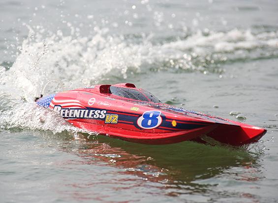 HobbyKing Marine Relentless V2 Racing Boat ARR (11)