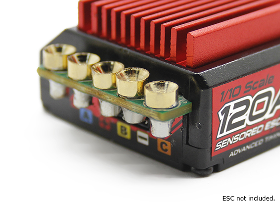 HobbyKing TrackStar Easy Fit Connectors (6)