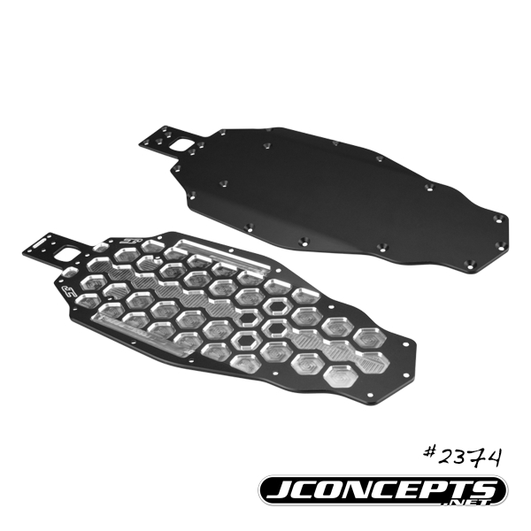 JConcepts Honeycomb Lightweight Chassis For The Team Associated B5M And B5M Factory Lite (2)