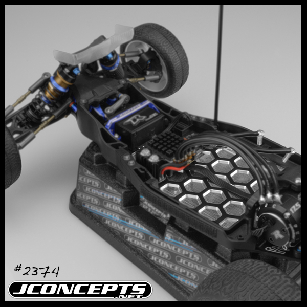 JConcepts Honeycomb Lightweight Chassis For The Team Associated B5M And B5M Factory Lite (3)