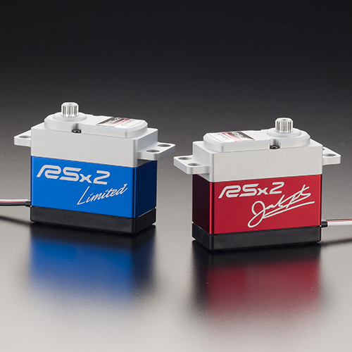 KO PROPO Limited Edition RSx2 Power HC Servos (1)