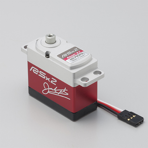 KO PROPO Limited Edition RSx2 Power HC Servos (2)