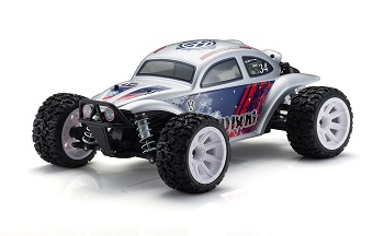 Kyosho ReadySet MAD Bug VEi 4wd Buggy
