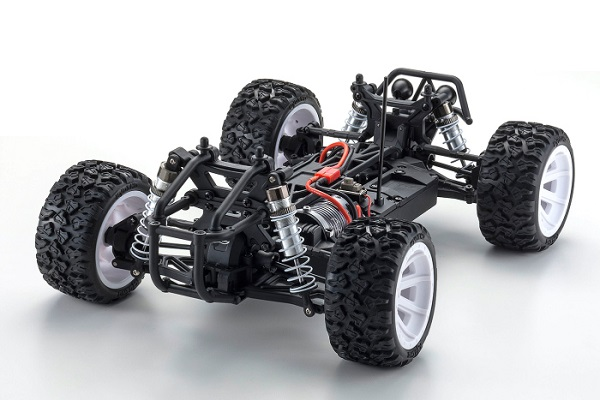 Kyosho ReadySet MAD Bug VEi 4wd Buggy (3)
