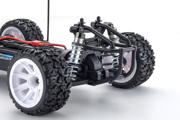Kyosho ReadySet MAD Bug VEi 4wd Buggy (7)