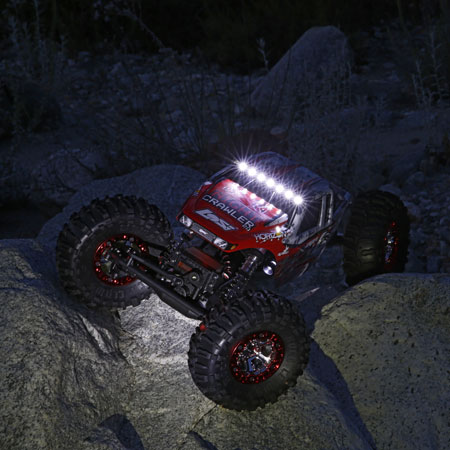 Losi RTR Nightcrawler 2.0 1_10 4WD Rock Crawler (5)