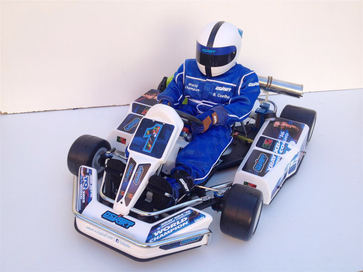 OSKART Bruno Coelho half scale go-kart 3