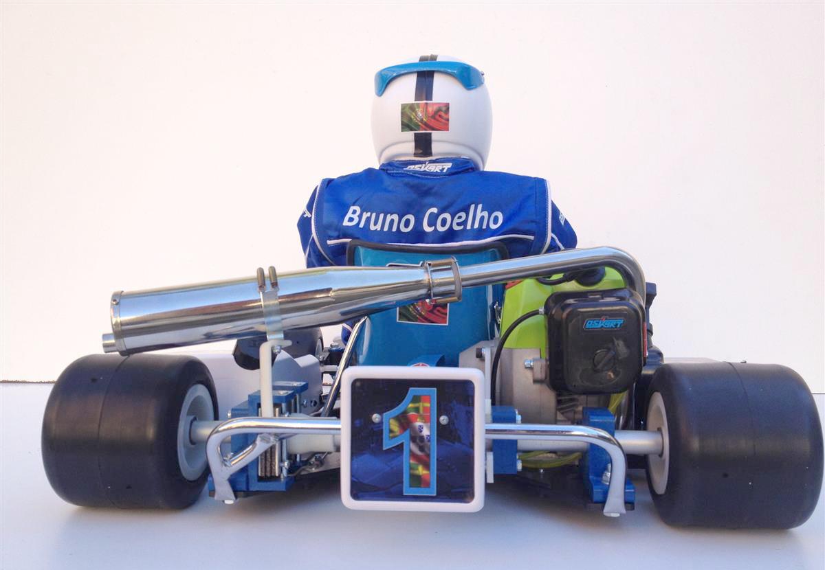 OSKART Bruno Coelho half scale go-kart 4
