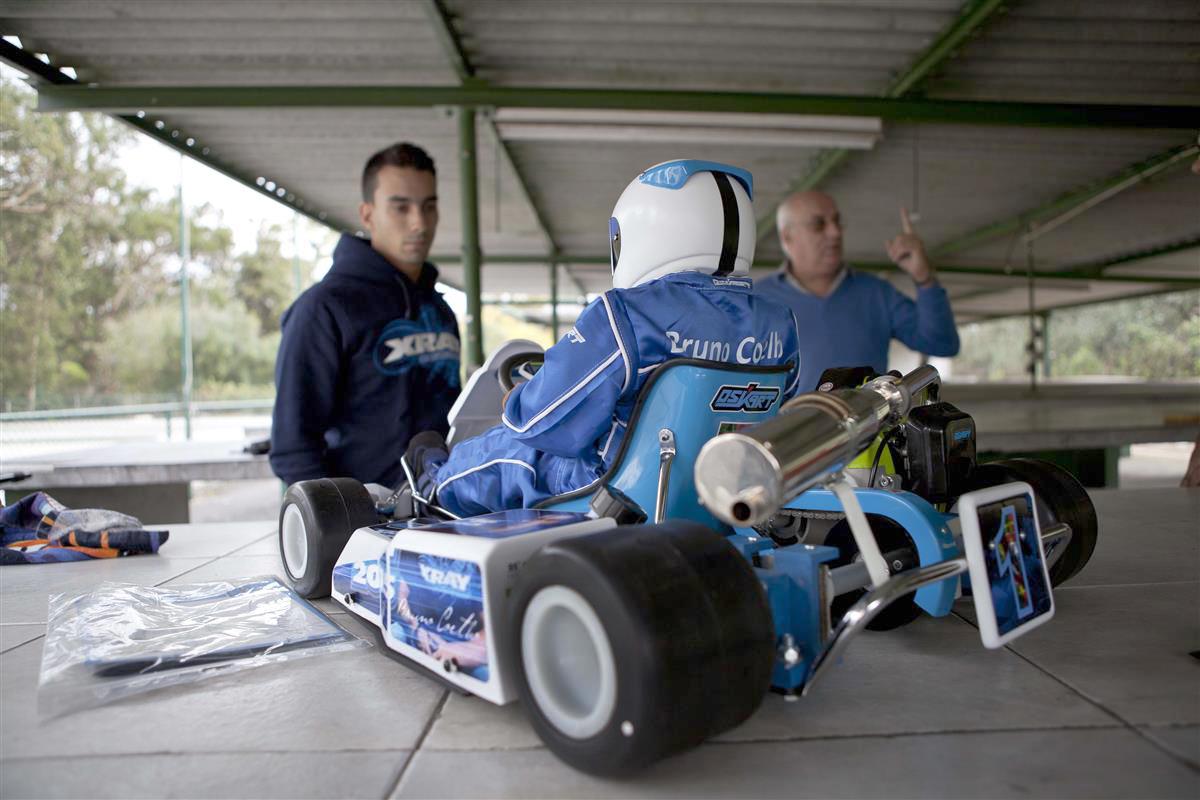 OSKART Bruno Coelho half scale go-kart 6