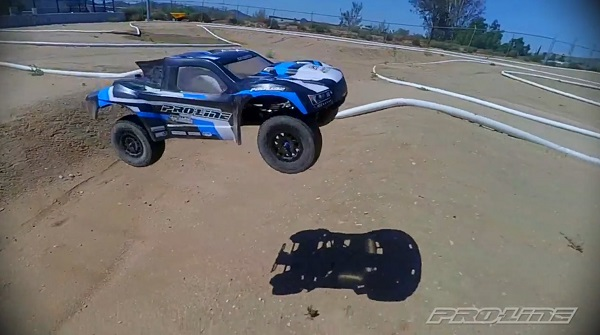 Pro-Line Flo-Tek Fusion Short Course Body