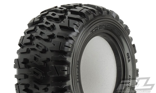 Pro-Line Trencher T 2.2 All Terrain Truck Tires (1)