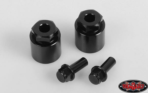 RC4WD Option Parts For Light Bars, T-Shirts, Beadlock Wheels, And Differential Upgrades (8)