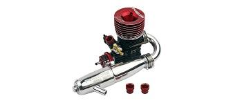 REDS Racing R7E EVOKE Euros Limited Edition Nitro Engine
