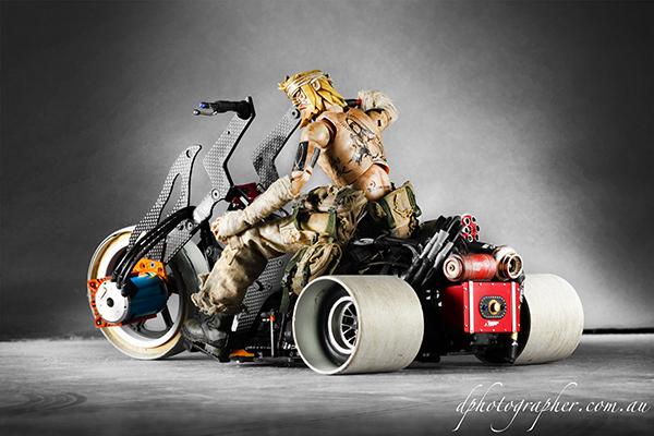 Rear Trike