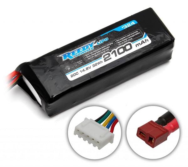 Reedy 2100mAh 20C 14.8V Starter Box LiPo (1)