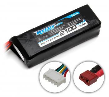 Reedy 2100mAh 20C 14.8V Starter Box LiPo