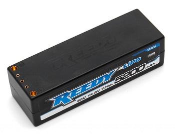 Reedy 5200mAh 55C 14.8V LiPo