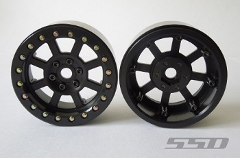 SSD Black 1.9″ And 2.2″ Assassin Wheels
