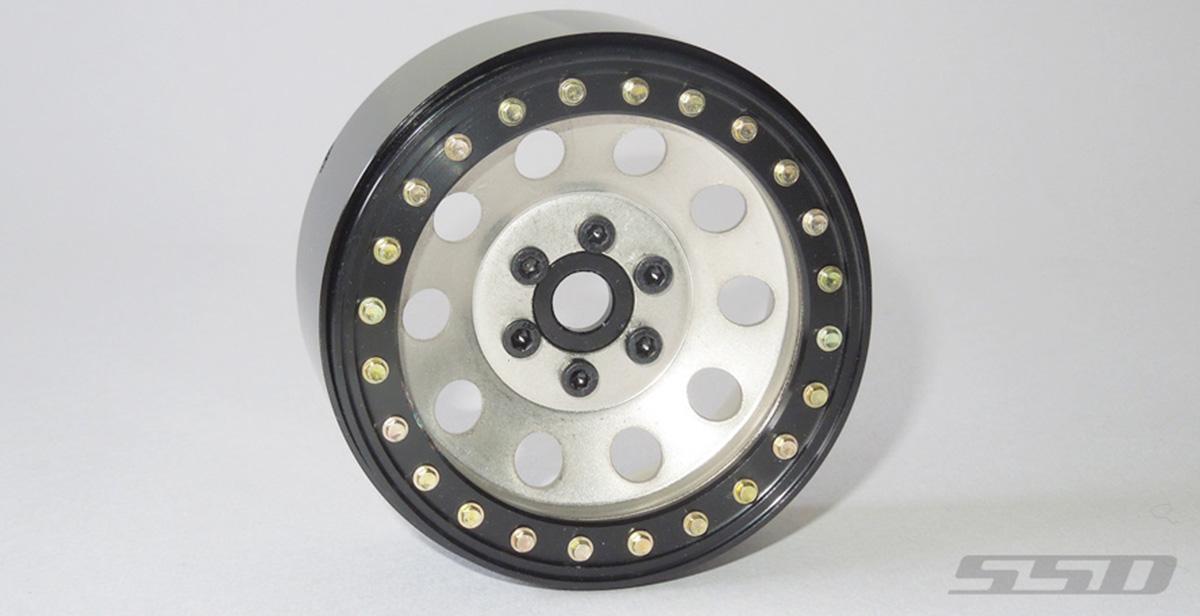SSD steel-10hole-silver-main