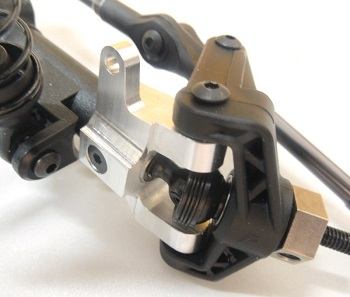 ST Racing Concepts Releases Aluminum Rear Lock-Outs, Front And Rear Upper Link Mounts, And Front C-Hub Carriers For The Vaterra Ascender