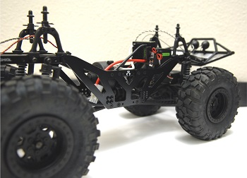 Sneak Peak At ST Racing Concepts' Lift Kit For The Axial SCX10