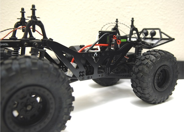 Sneak Peak At ST Racing Concepts' Axial SCX10 Lift Kit