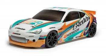 Team Associated RTR APEX Scion Racing 2015 FR-S Brushless LiPo Combo