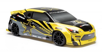Team Associated Introduces RTR APEX Scion Racing 2015 tC