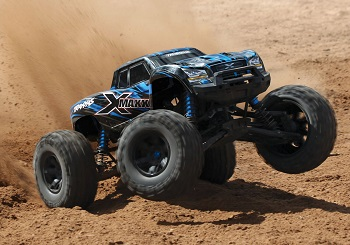 Traxxas RTR X-Maxx [VIDEO]